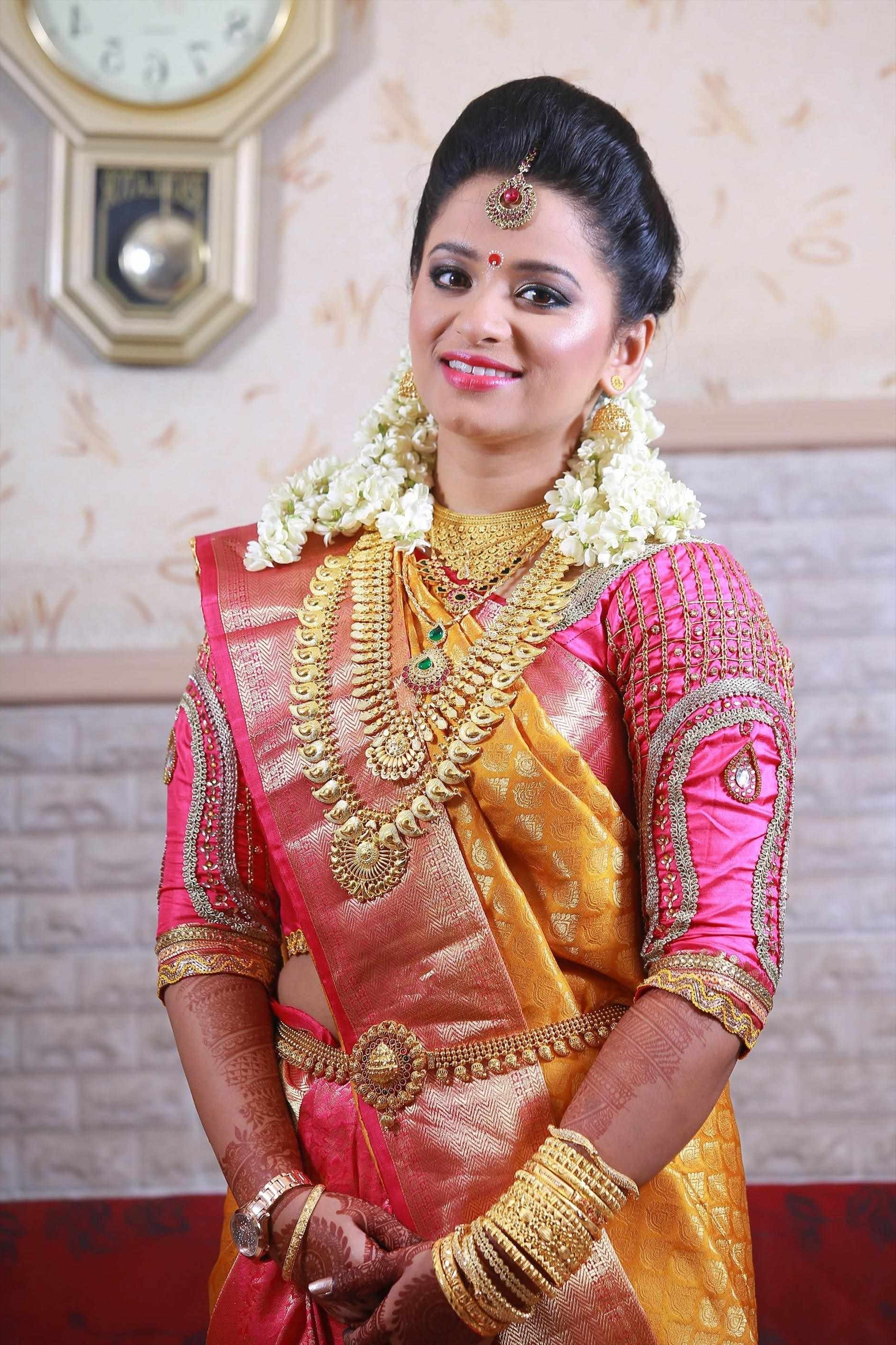 Amusing Wedding Hairstyle For South Indian Bride On More Hairstyle With 2018 South Indian Wedding Hairstyles (View 6 of 15)