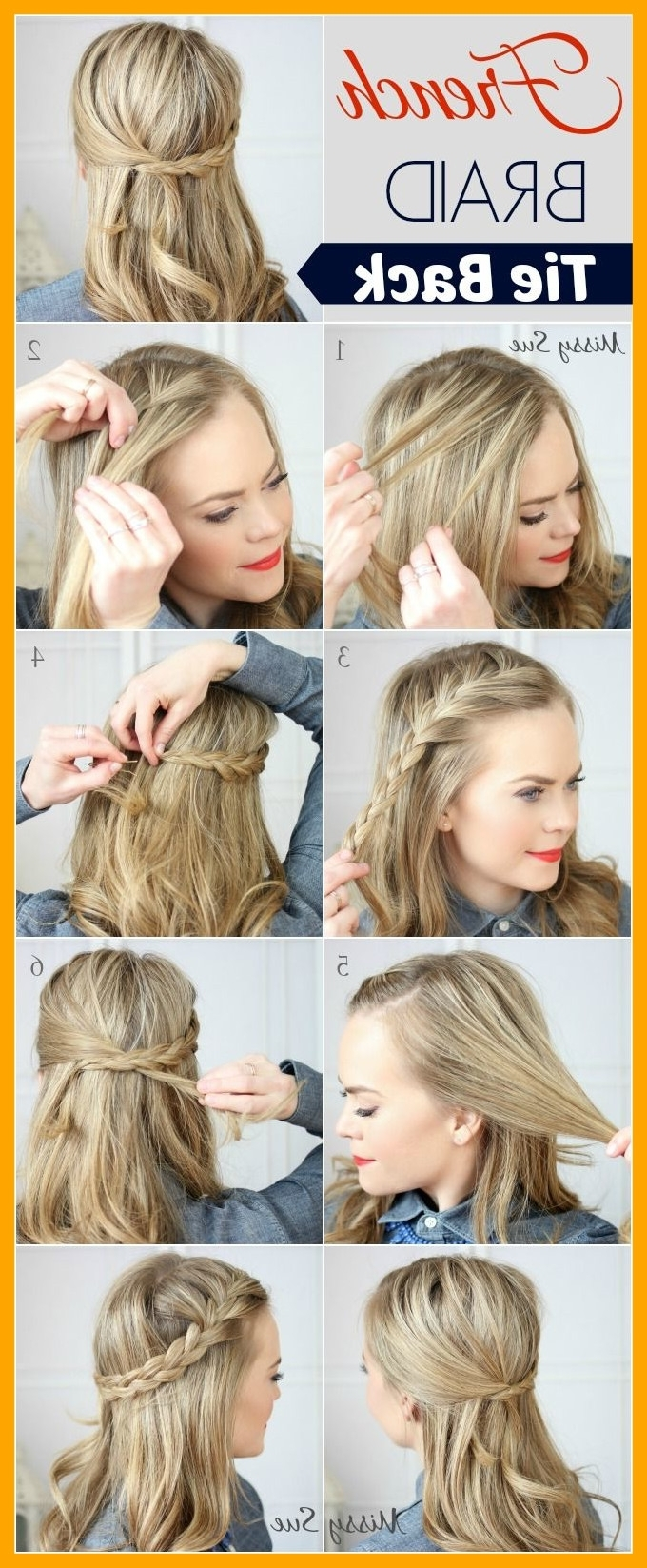 Appealing Best Diy Wedding Hairstyles With Tulle Bridal At Home Pict Throughout Current Diy Wedding Hairstyles (View 6 of 15)