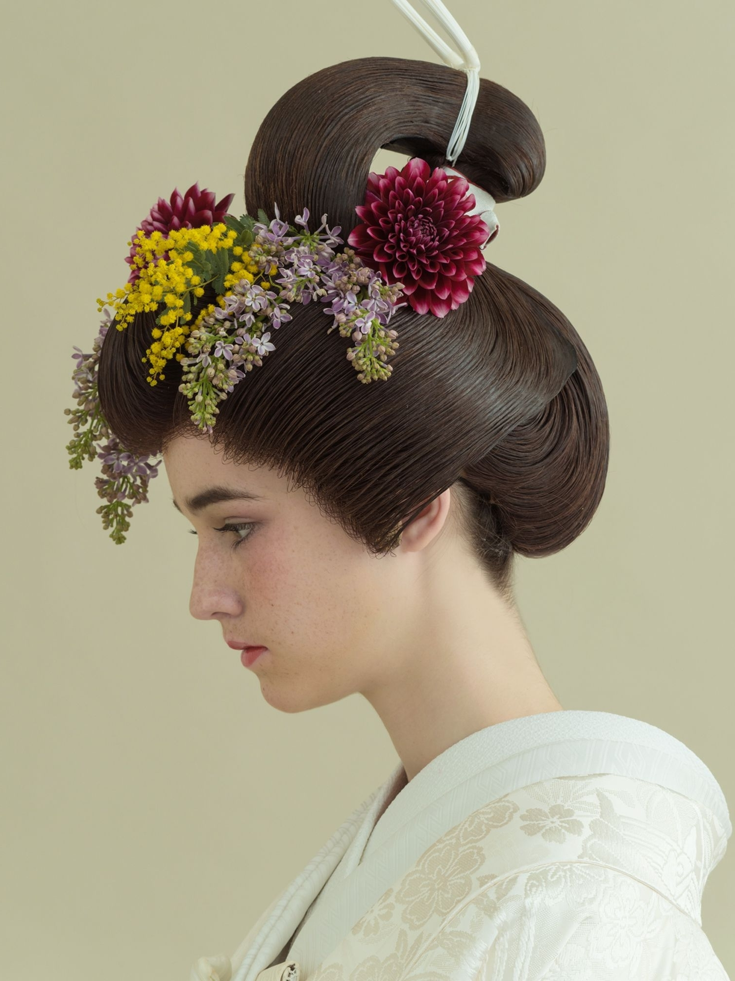 Asia Inspired Inside 2018 Japanese Wedding Hairstyles (Gallery 10 of 15)
