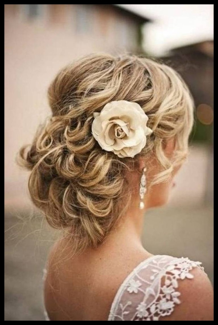 Astonishing Updo Hairstyles For Long Curly Hair Formal Shocking For Best And Newest Wedding Hairstyles For Long Thick Curly Hair (View 4 of 15)