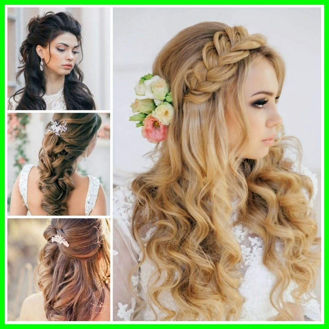 Astonishing Wedding Hairstyles For Fine Hair Medium Length Th Pic Of Throughout Fashionable Wedding Hairstyles For Medium Length Fine Hair (View 3 of 15)