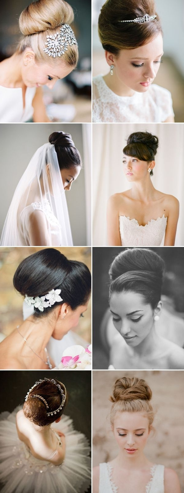 Audrey Hepburn Style Pertaining To Most Recent Audrey Hepburn Wedding Hairstyles (View 5 of 15)