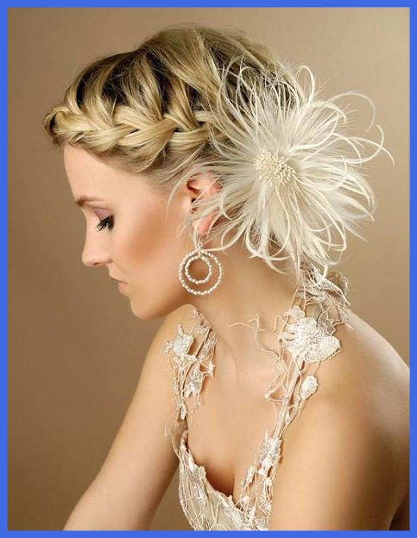 Awesome Beach Wedding Hairstyles For Long Hair Of Concept And Medium With Regard To 2018 Beach Wedding Hairstyles For Short Hair (View 4 of 15)