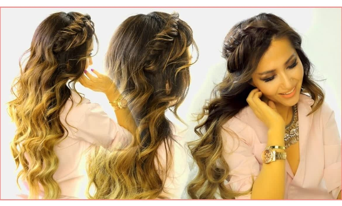 Awesome Hairstyles Cute Quick Wedding Hairstyles – Best Hairstyles With Preferred Quick Wedding Hairstyles (View 5 of 15)