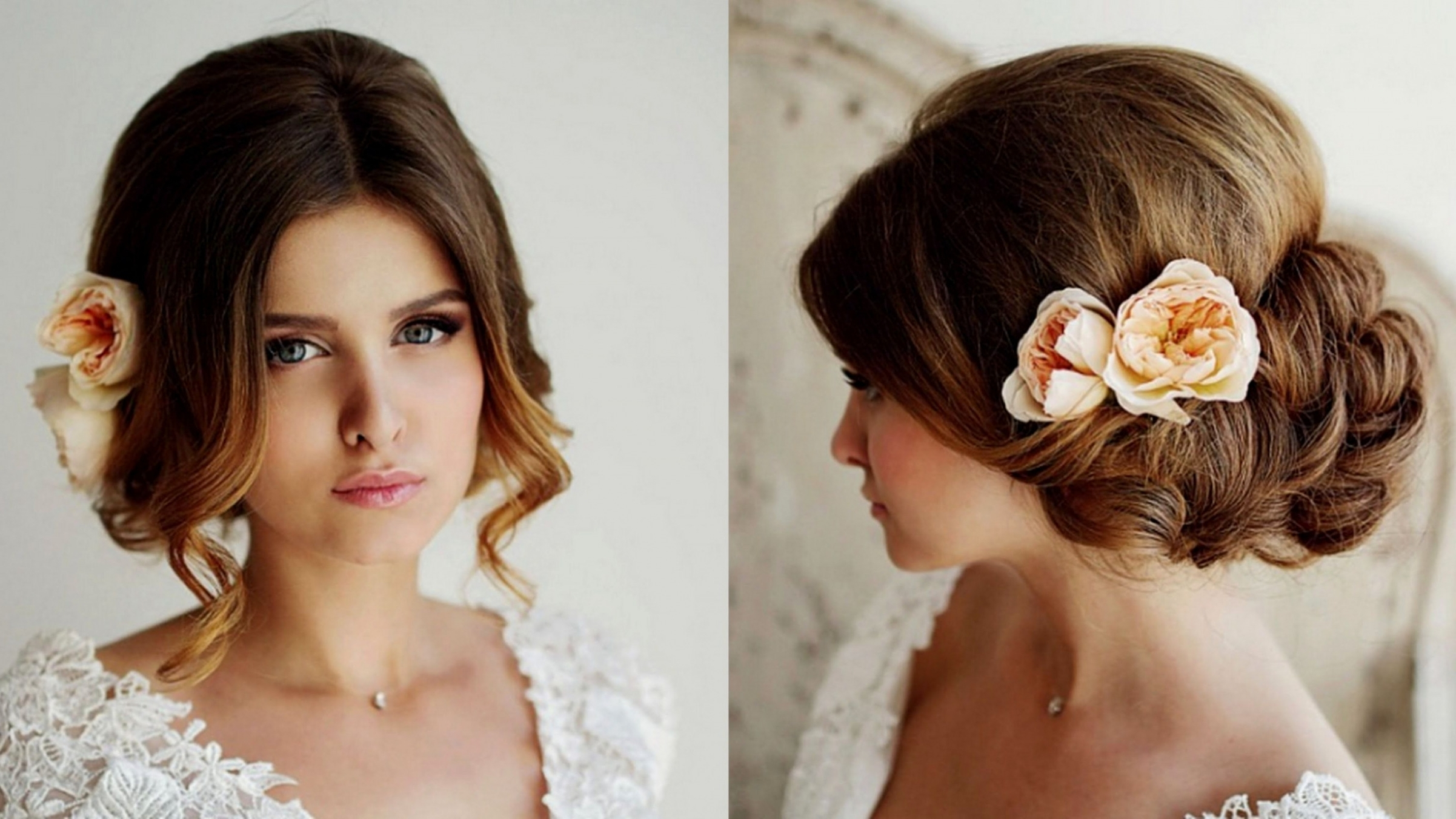 Featured Photo of Beach Wedding Hair For Bridesmaids