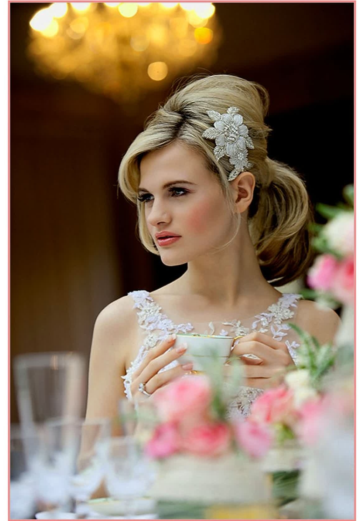 Beautiful Hairstyles Wedding Updos For Older Brides – Best Inside Well Known Wedding Hairstyles For Older Brides (View 12 of 15)