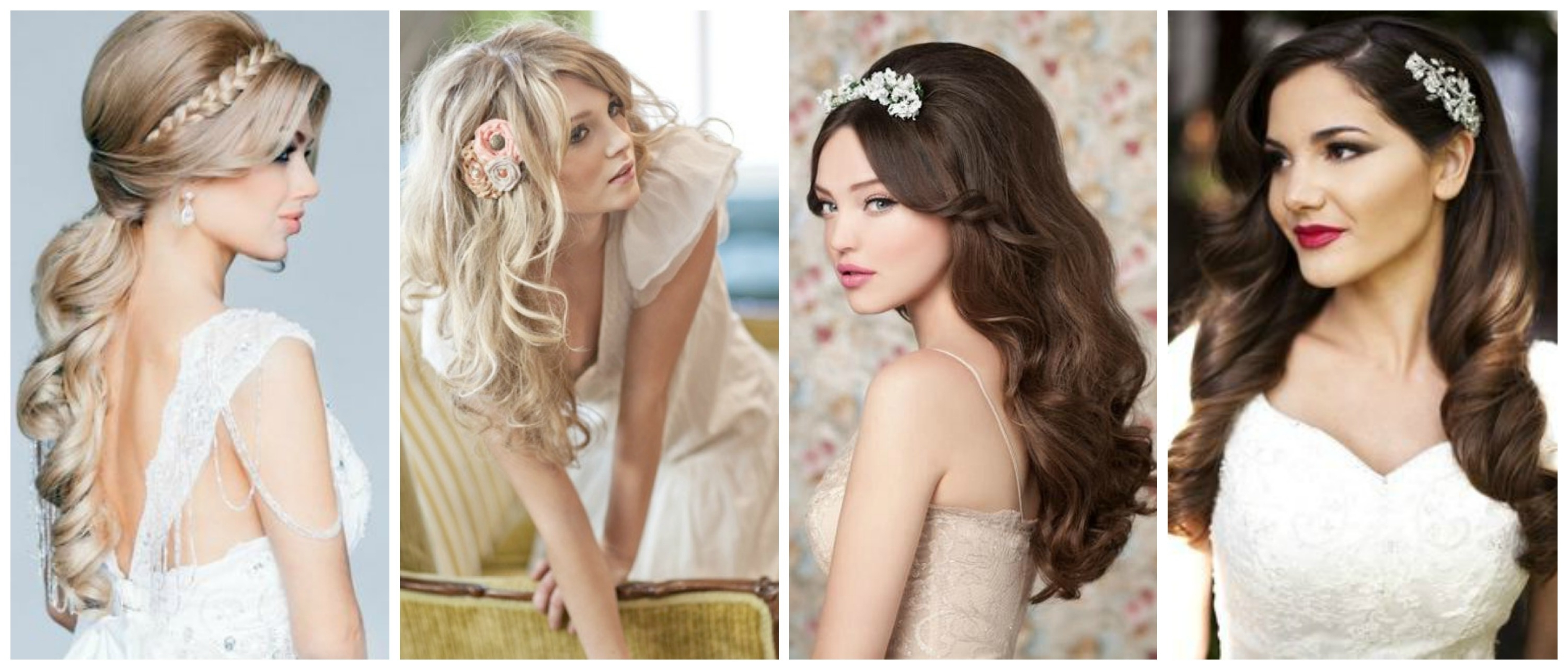 Beautiful Wedding Hairstyles Stylehunterbride (View 2 of 15)