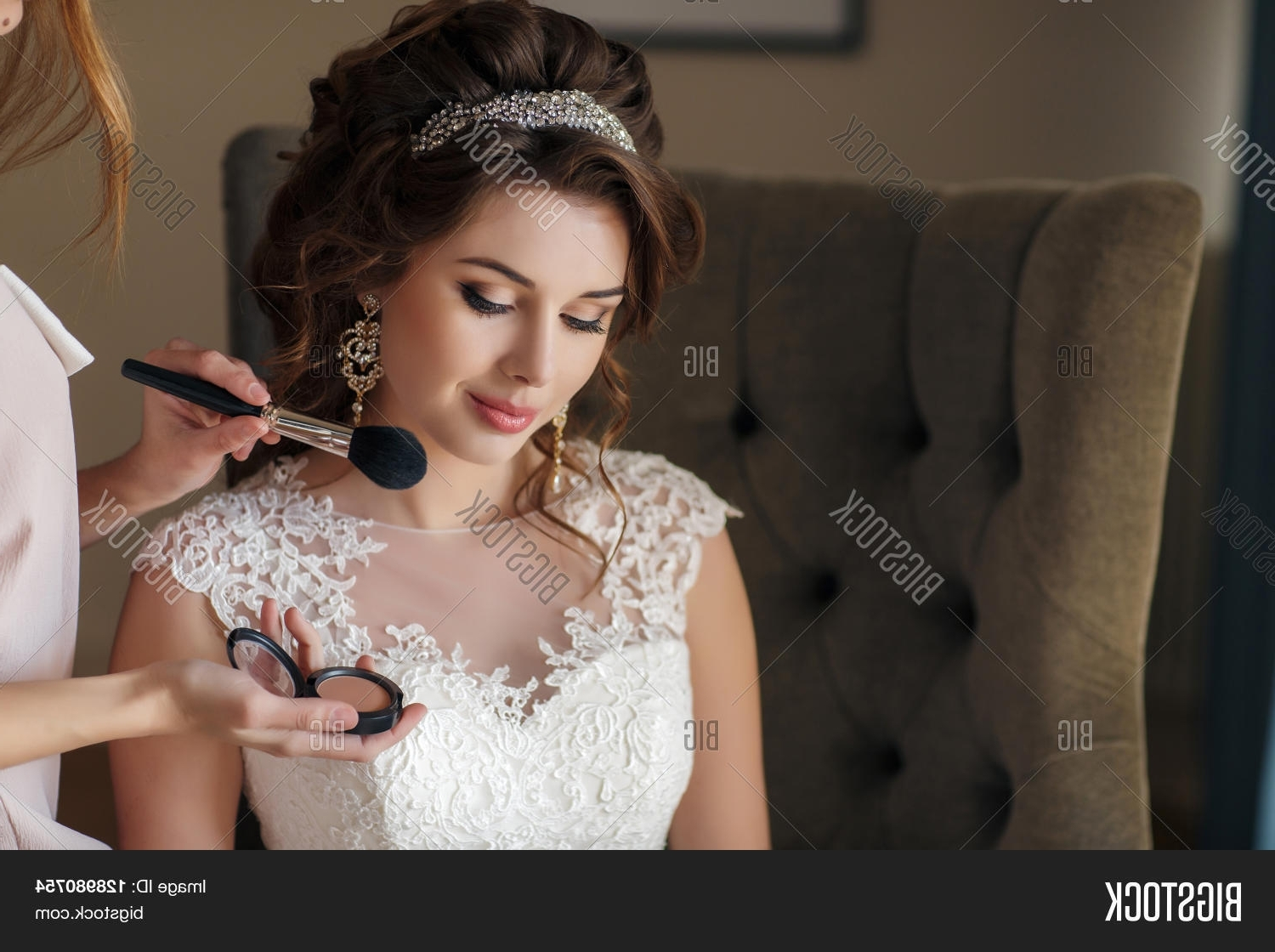 Beautiful Young Bride Image & Photo (Free Trial) (View 4 of 15)