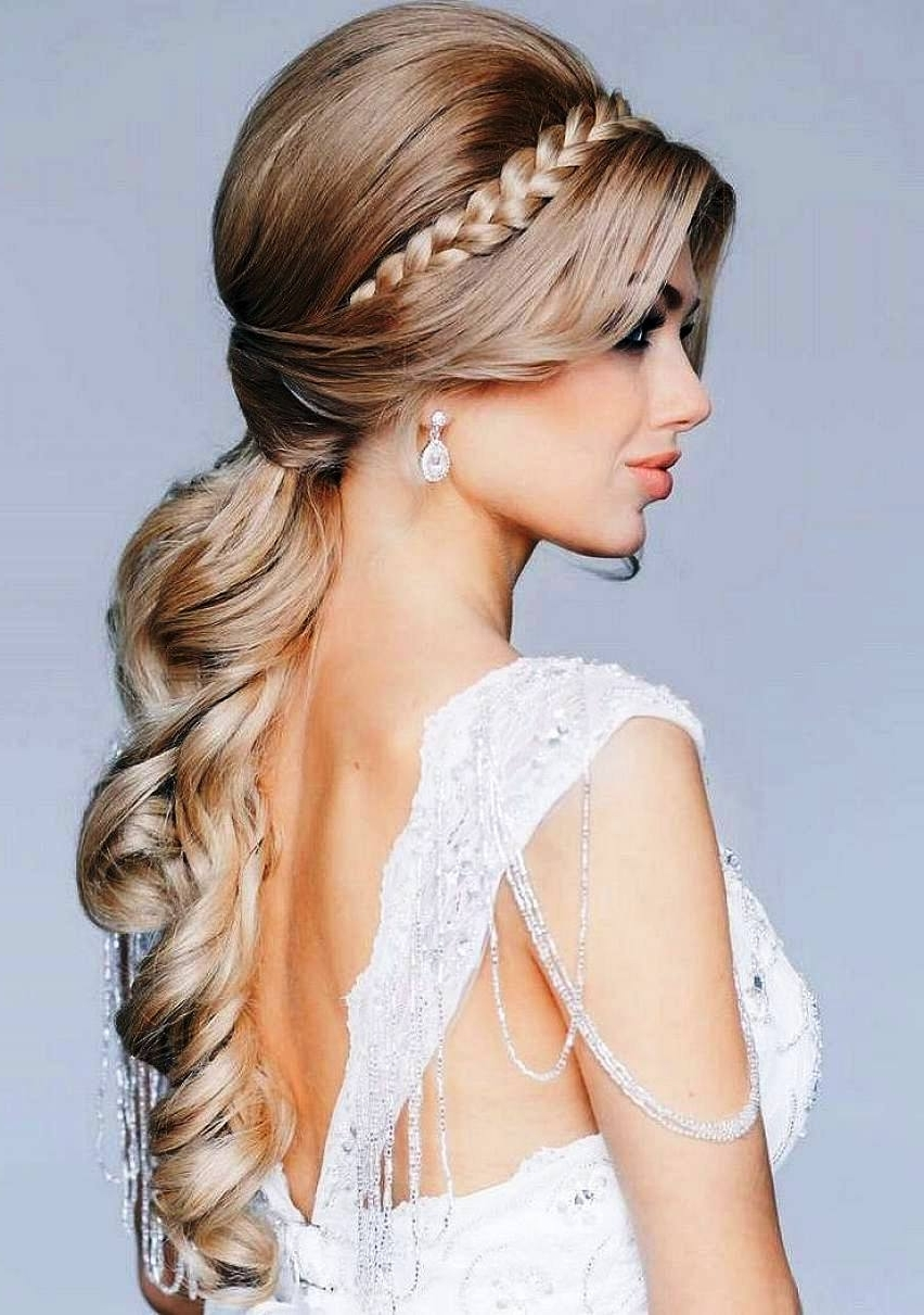 Best And Newest Beach Wedding Hairstyles For Simple Beach Wedding Hairstyles — Criolla Brithday & Wedding (View 9 of 15)
