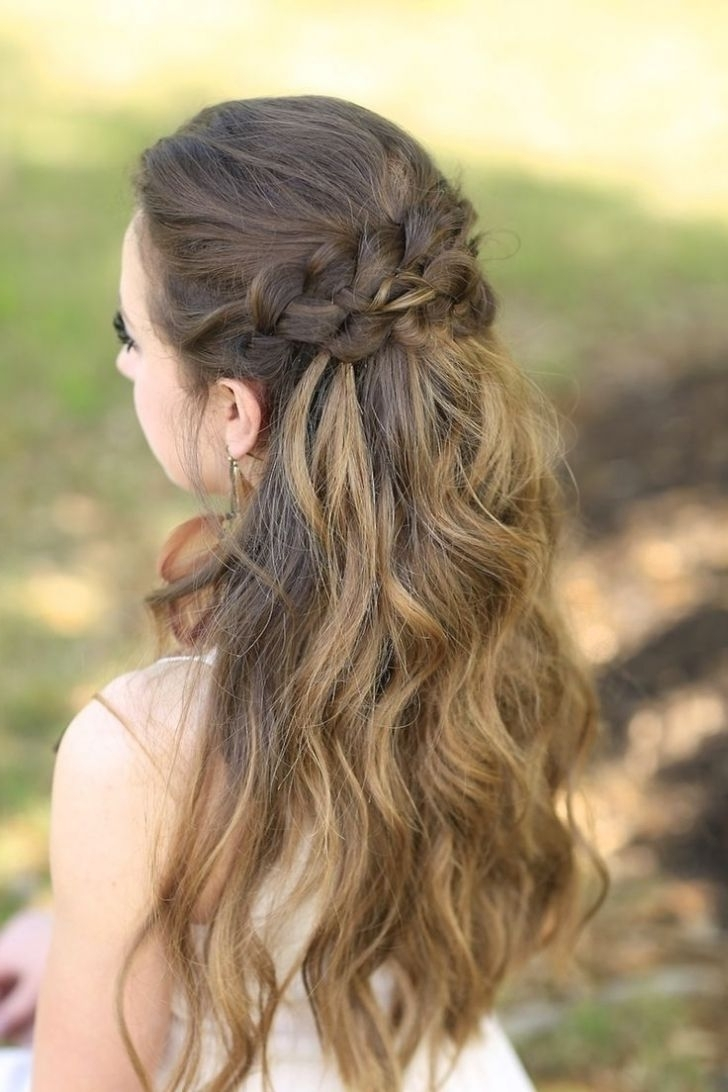 Best And Newest Cute Wedding Hairstyles For Junior Bridesmaids In Cool 10 Things That You Never Expect On Junior Bridesmaid Hairstyles (View 2 of 15)