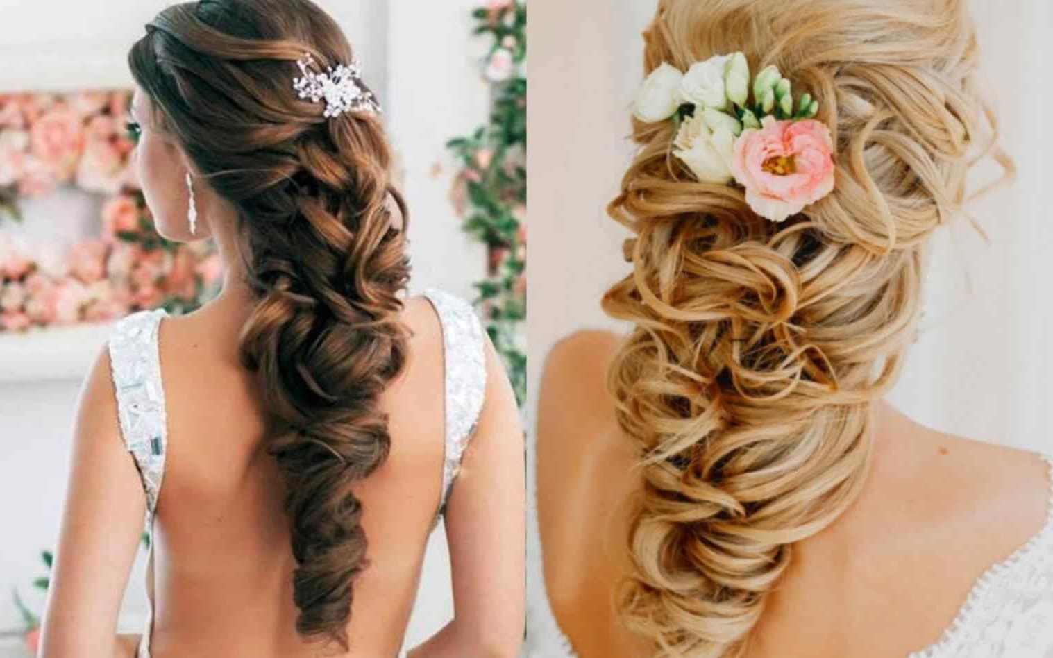 Best And Newest Edmonton Wedding Hairstyles Pertaining To Hair Adding Edmonton Tutorial Prom Braided Flower Inspireddolce (View 2 of 15)
