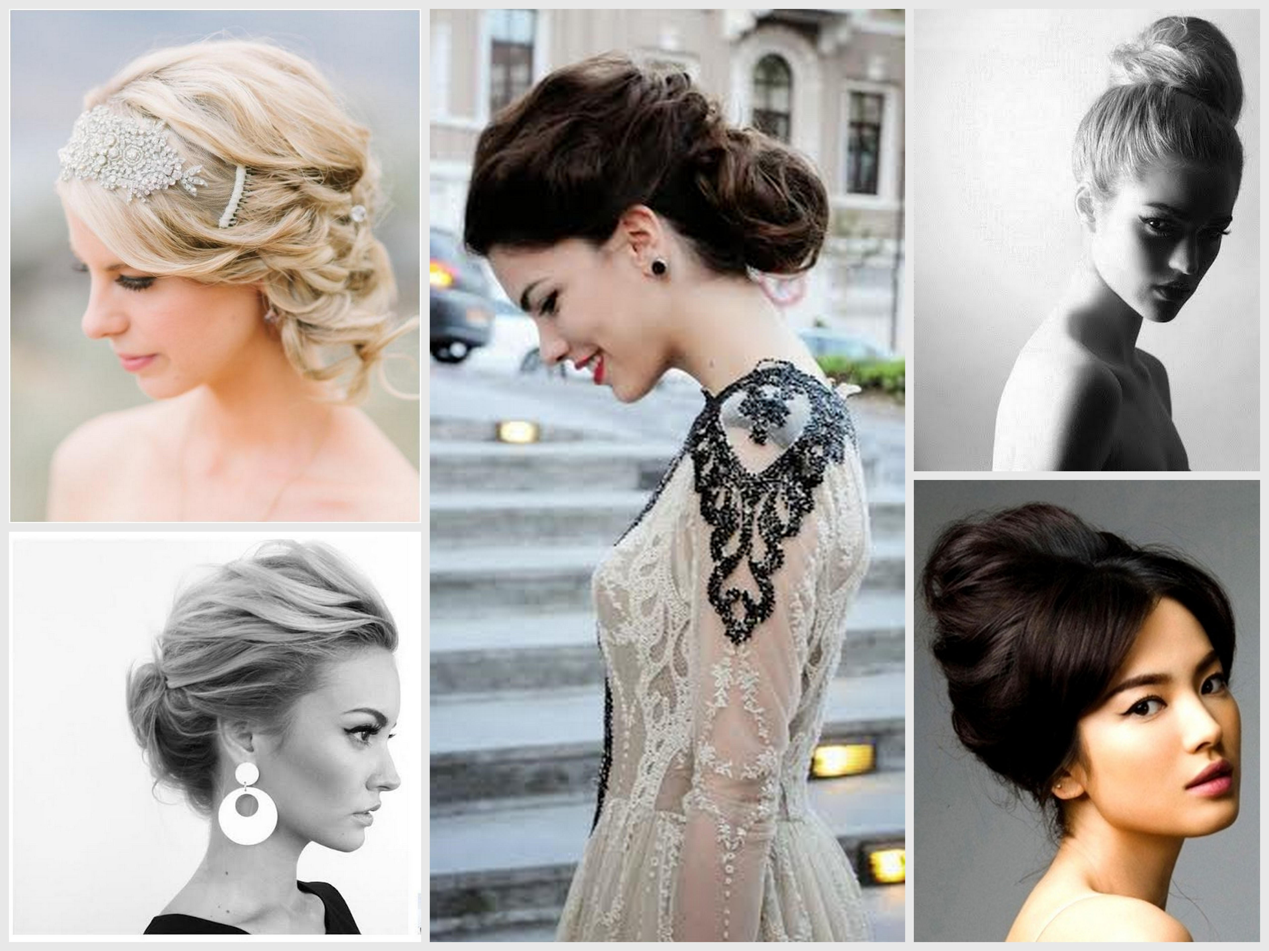 Featured Photo of Wedding Hairstyles For Your Face Shape