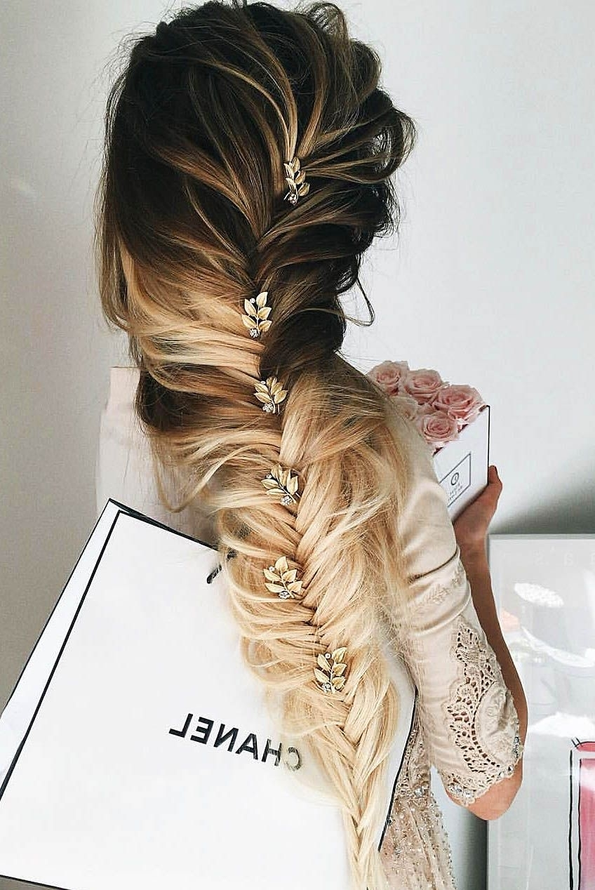 Best And Newest Wedding Hairstyles With Ombre For 27 Modish Ombre Wedding Hairstyles (View 4 of 15)