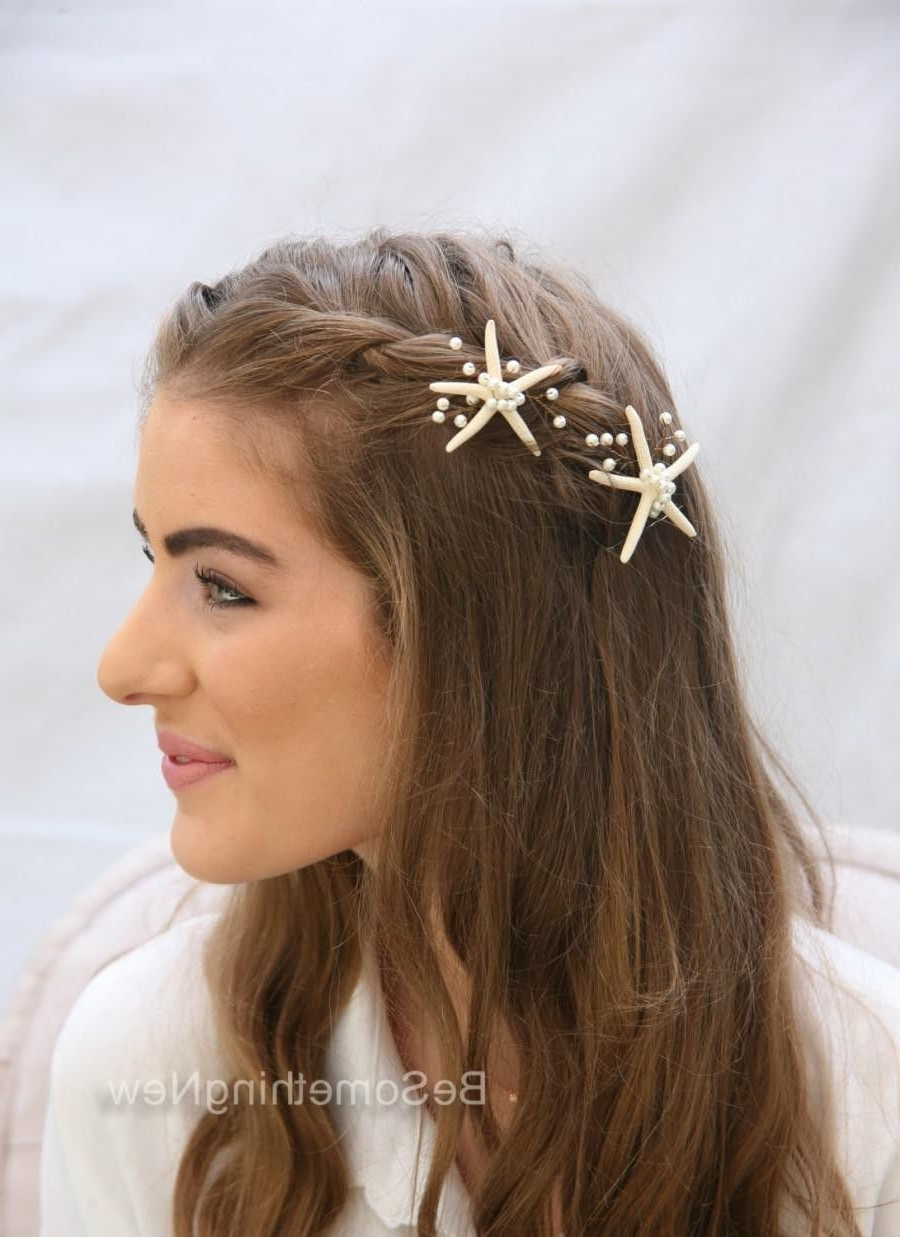 Best Beach Wedding Hair Updo Hairstyles And Haircuts In Of For The Regarding Most Popular Beach Wedding Hairstyles (View 10 of 15)