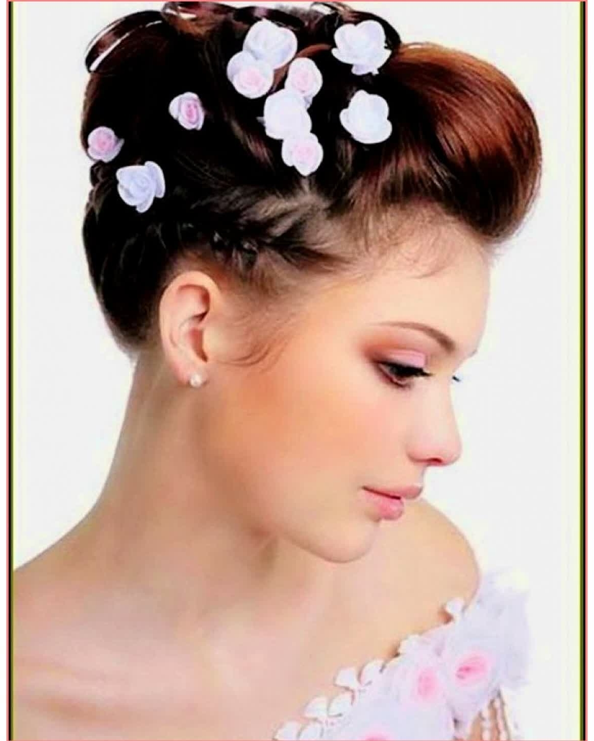 Best Ideas Beach Wedding Hairstyles With Tiara – Best Hairstyles For Pertaining To Recent Tiara Wedding Hairstyles (View 2 of 15)
