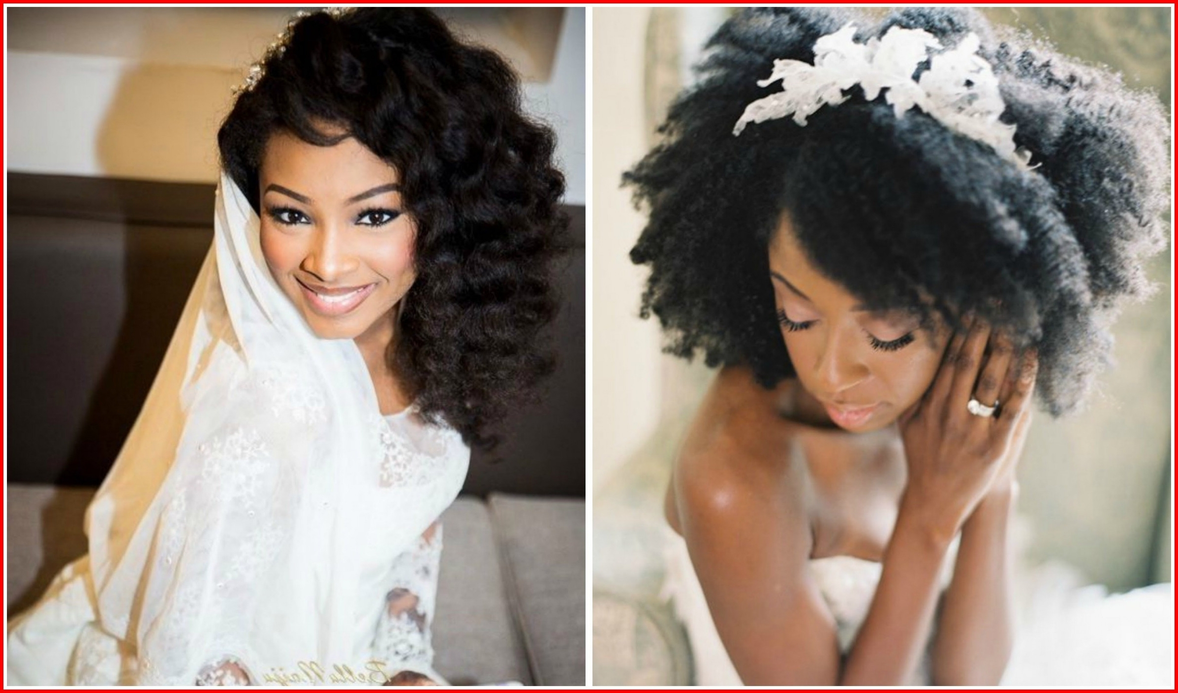 Photo Gallery of Black Wedding Hairstyles (Viewing 7 of 15 Photos)
