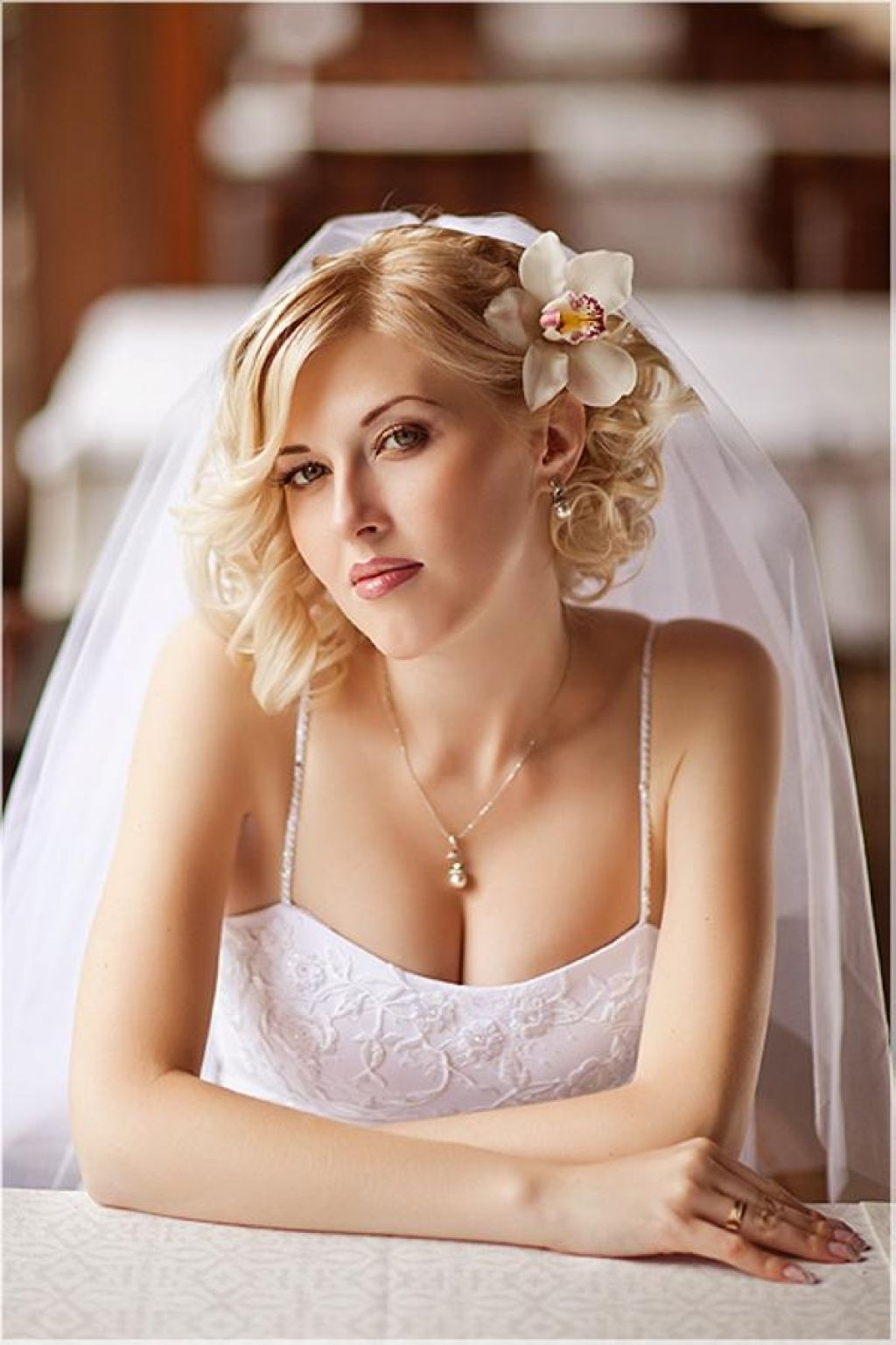 Bob Wedding Hairstyles – Hairstyles Inspiration Pertaining To 2017 Bob Wedding Hairstyles (View 10 of 15)