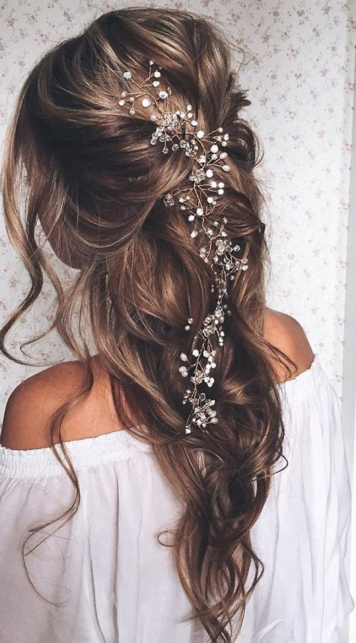 Featured Photo of Boho Wedding Hairstyles