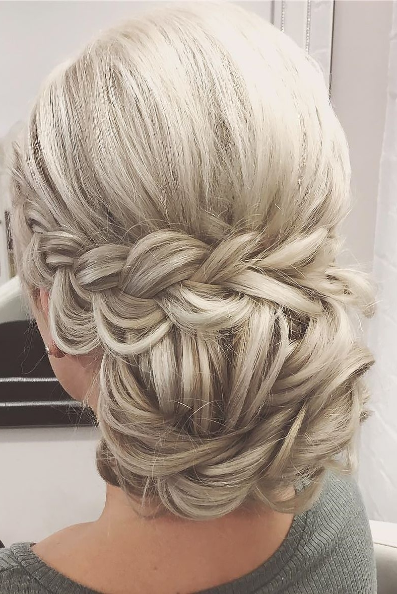 Boho, Weddings And Hair Style Regarding Most Up To Date Boho Wedding Hairstyles (View 7 of 15)