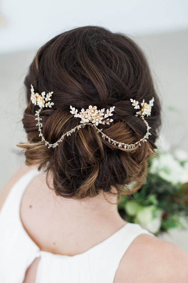 Bridal Hairstyles (View 4 of 15)