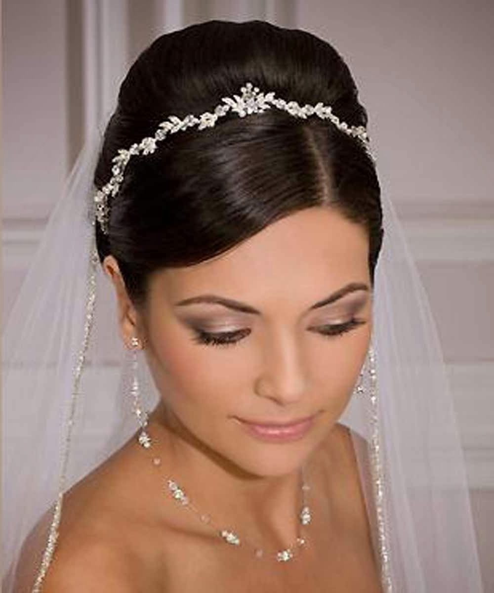 Bridal Hairstyles (View 13 of 15)