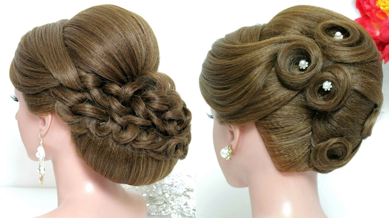 Bridal Hairstyles For Long Hair Tutorial (View 9 of 15)