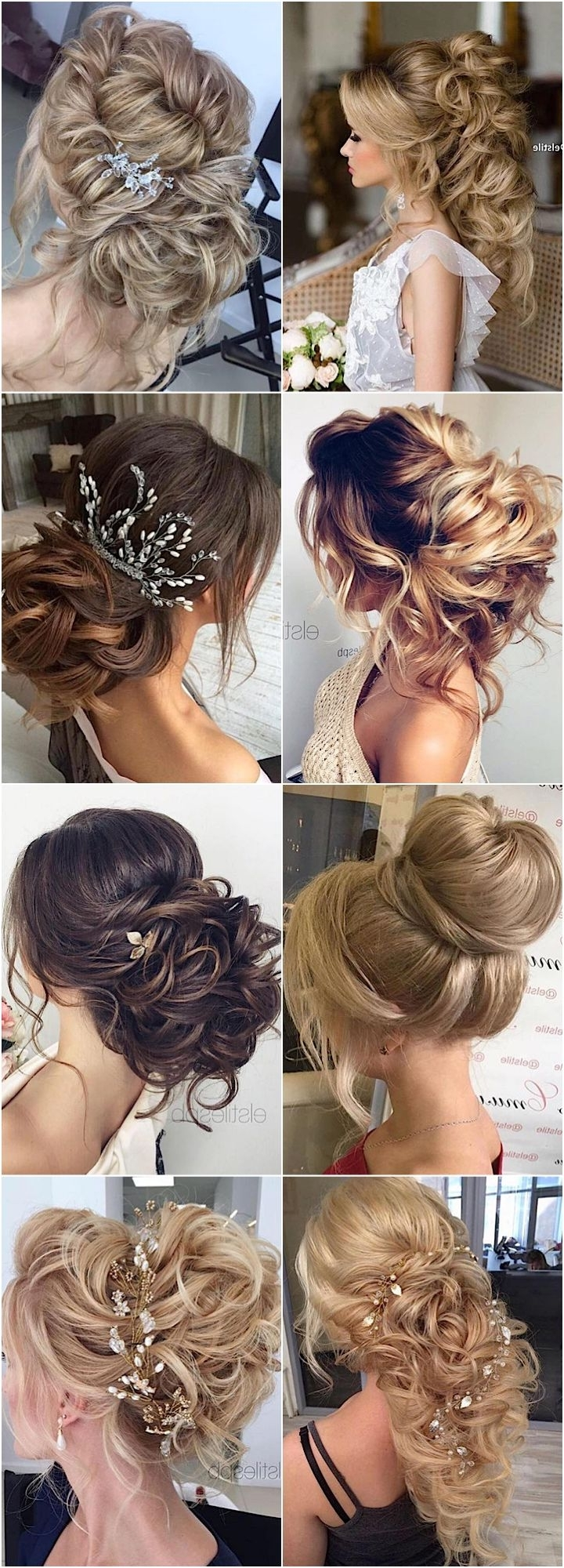 Bridal Hairstyles, Wedding Hair Within Well Known Elstile Wedding Hairstyles For Long Hair (View 5 of 15)