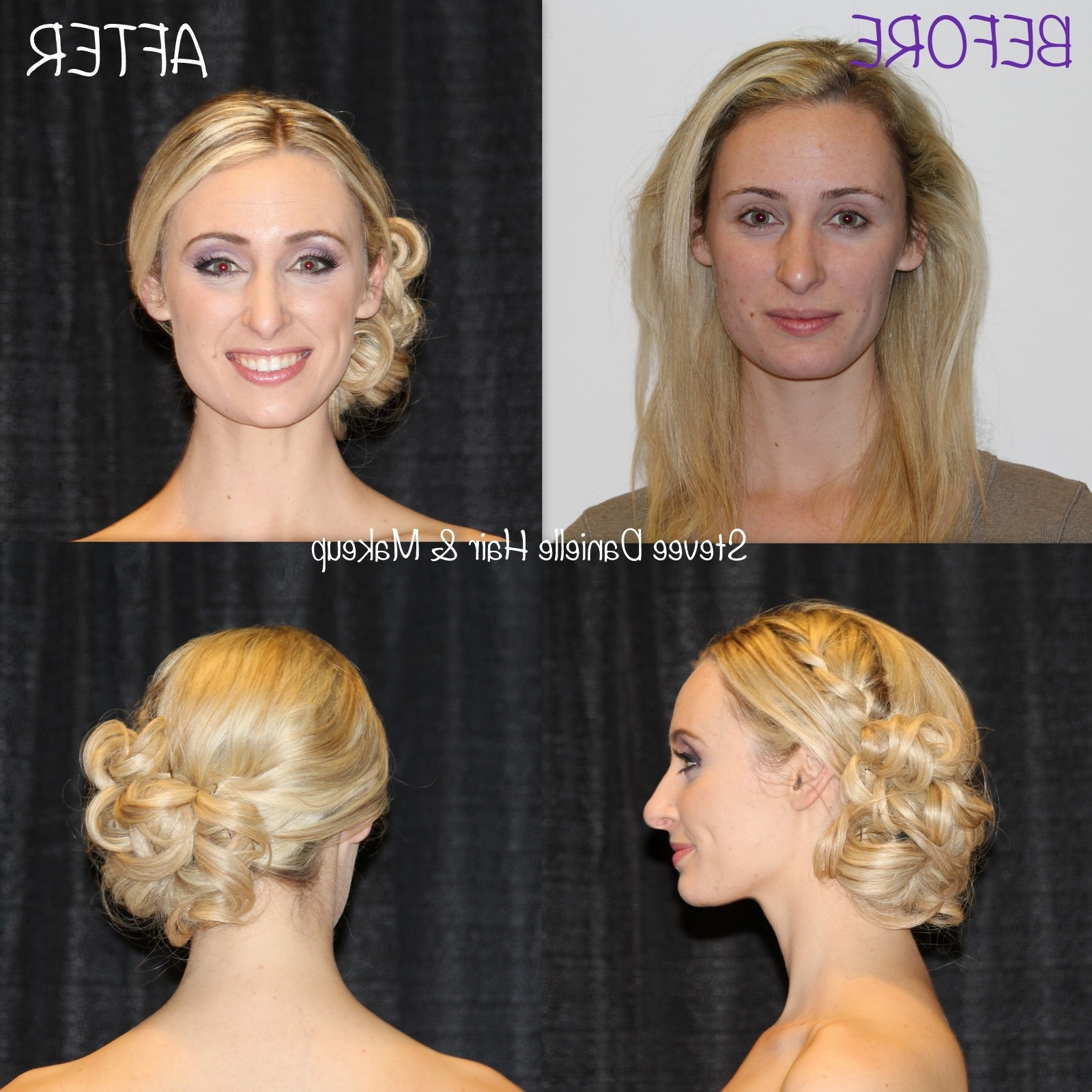Bridal Pin Up Hairstyles (View 2 of 15)