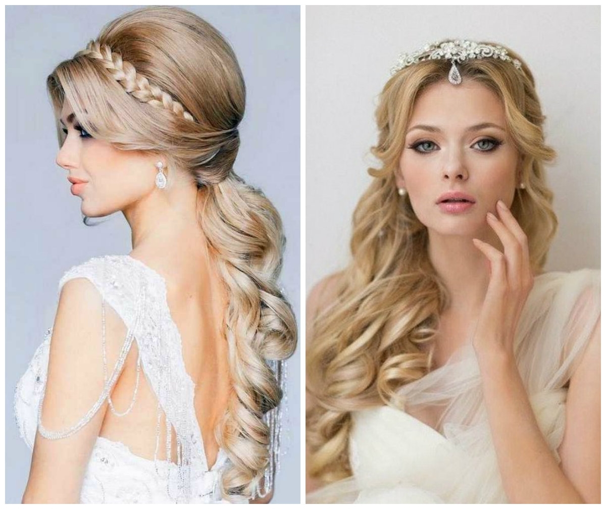 Bridal Princess Hairstyles (View 4 of 15)