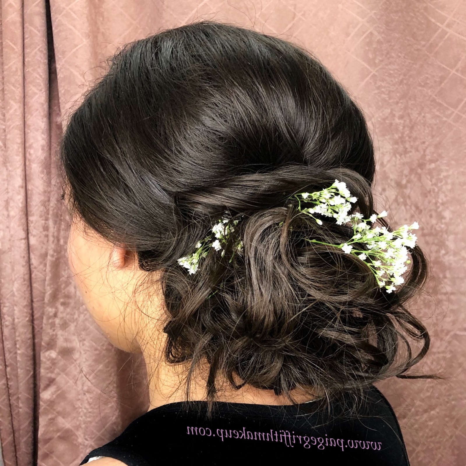 Bridal Updo Edmonton Makeup Edmonton Hair Edmonton Wedding Vancouver With Regard To Favorite Edmonton Wedding Hairstyles (View 3 of 15)
