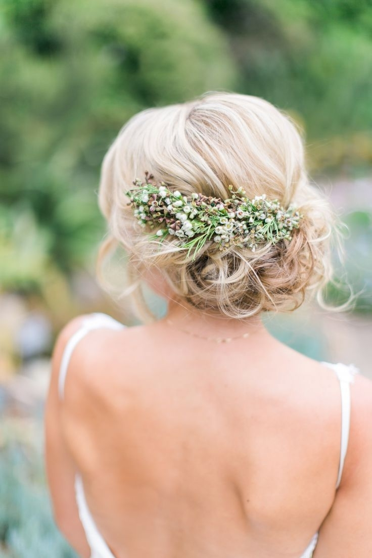 Bridesmaid Hairstyles Inside Most Popular Summer Wedding Hairstyles For Bridesmaids (View 9 of 15)