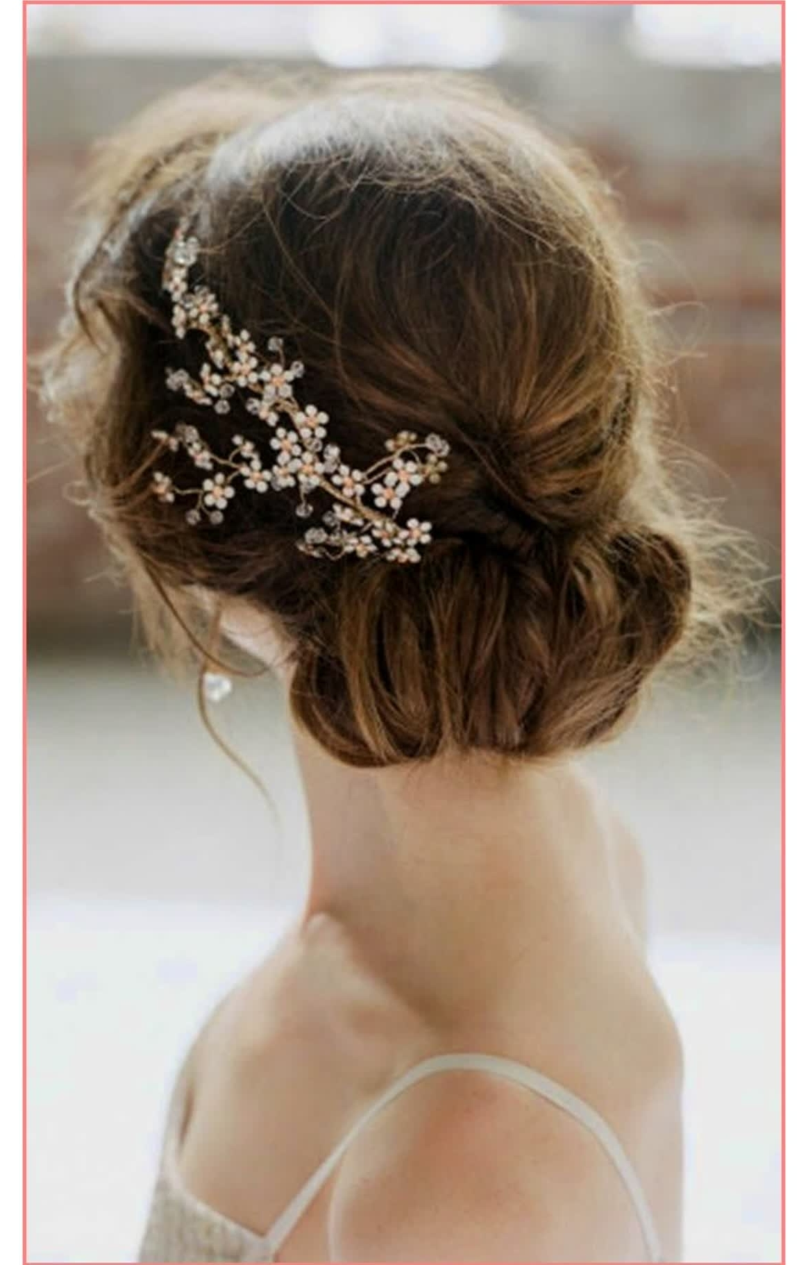Brilliant Ideas Romantic Wedding Hair Dos – Best Hairstyles For Inside Best And Newest Romantic Wedding Hairstyles (View 9 of 15)