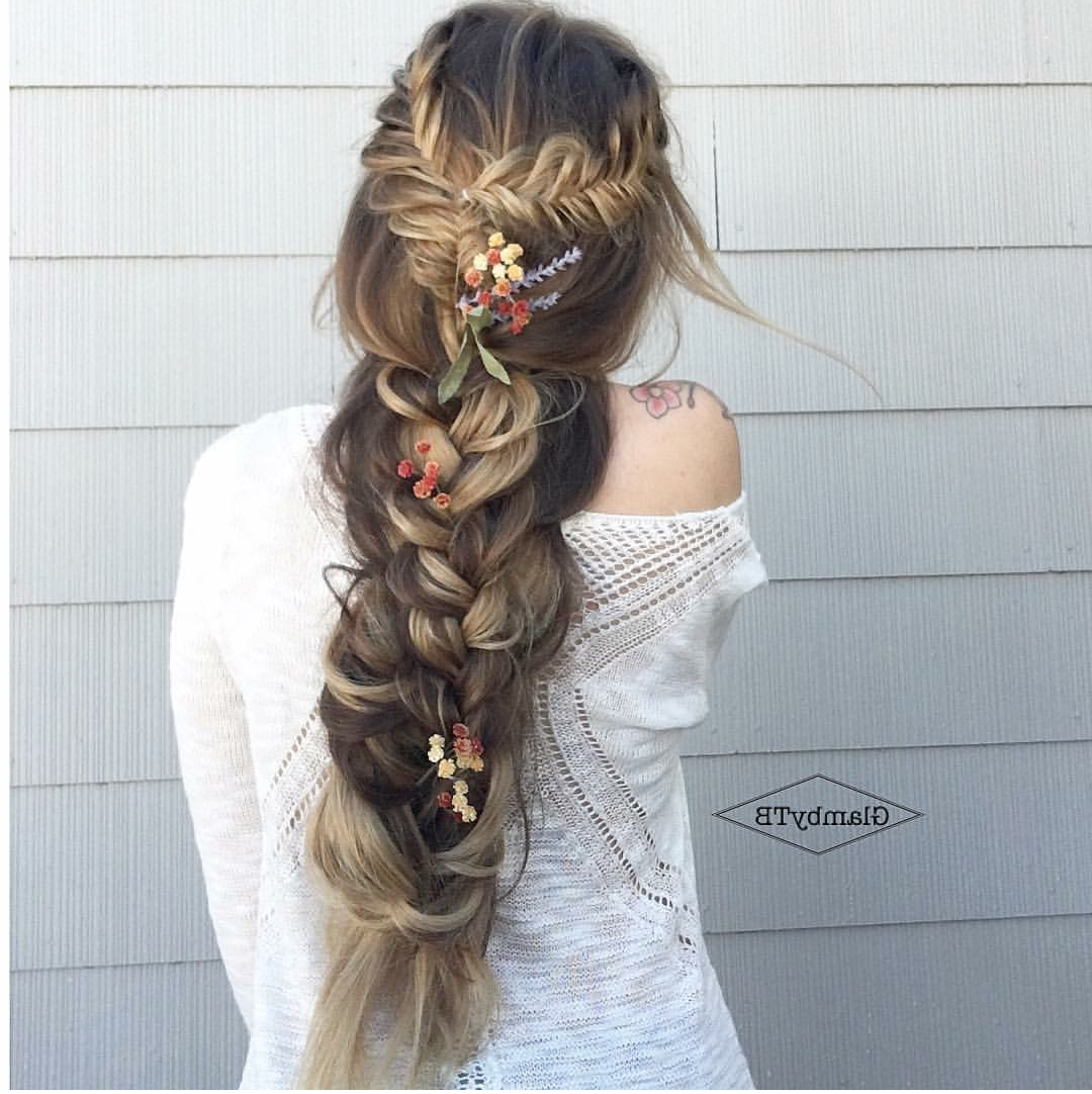 Business, Hair Style And For Widely Used Wedding Hairstyles For Extra Long Hair (View 4 of 15)