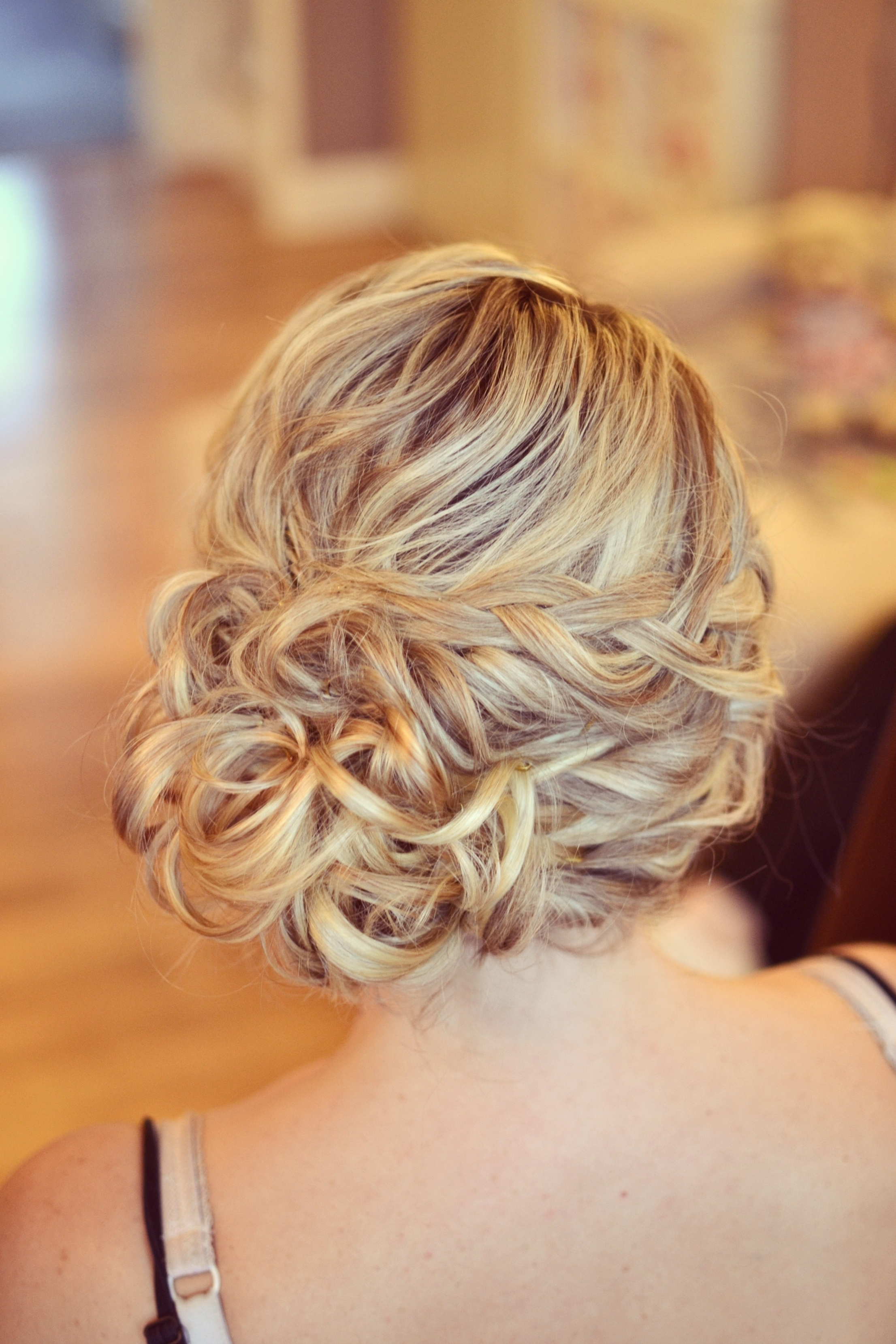 Captivating Wedding Hairstyles Low Side Bun For Your Wedding Hair Inside Preferred Plaits Bun Wedding Hairstyles (View 6 of 15)