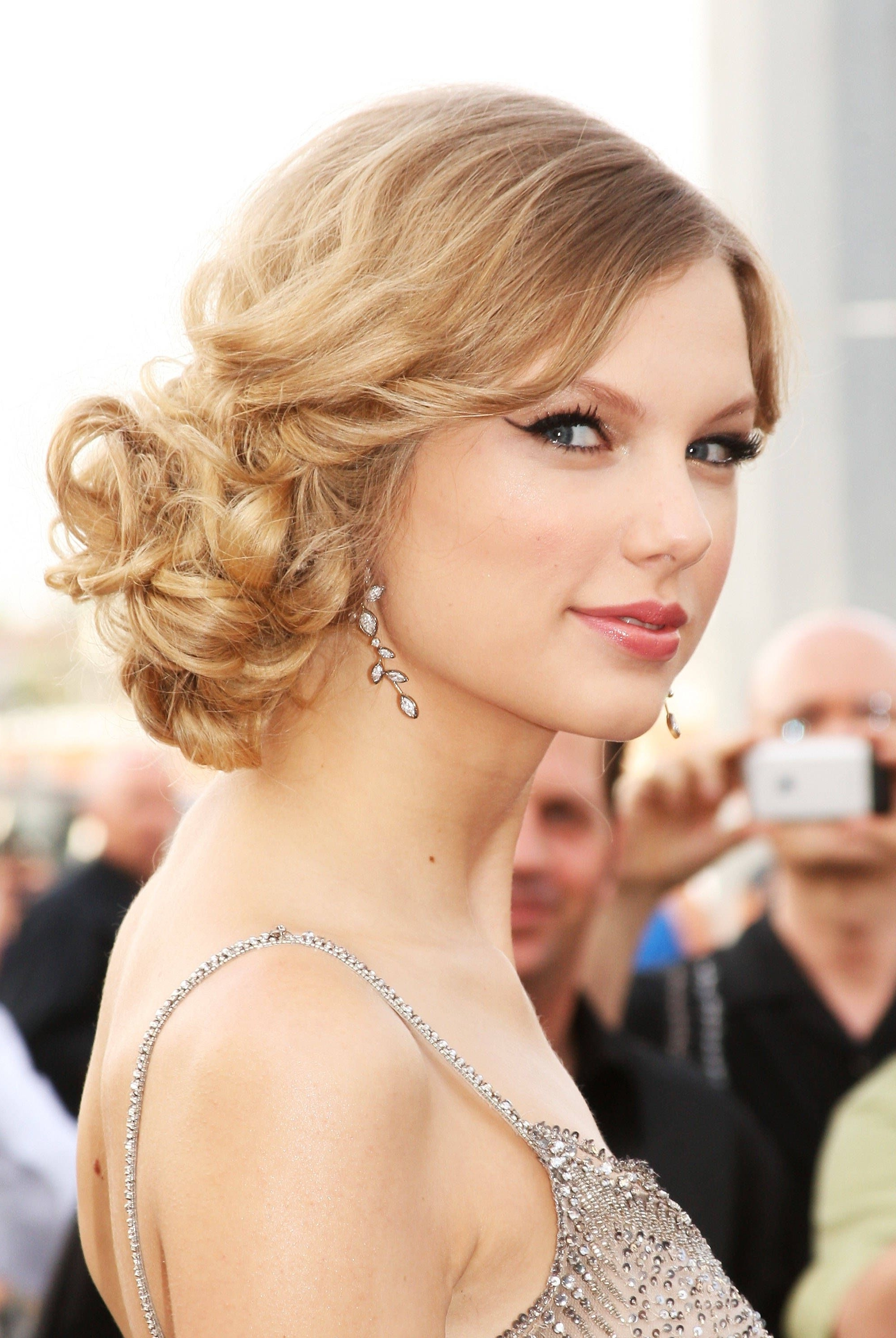 Casual Updos For Homecoming: Our Top List (View 5 of 15)