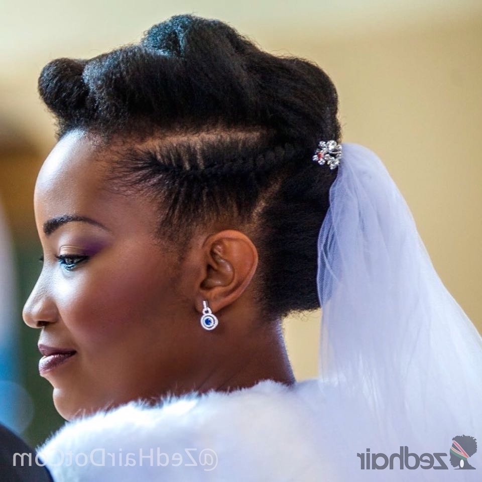 Chanda – Natural Hair Bride (View 4 of 15)
