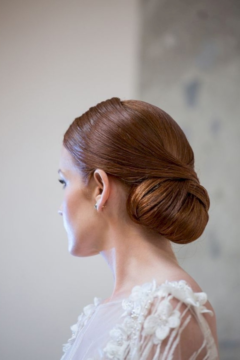 Classic Bridal Wedding Hairstyles Ideas To Inspire Your Big Dayt 28 Regarding Current Classic Wedding Hairstyles (View 6 of 15)