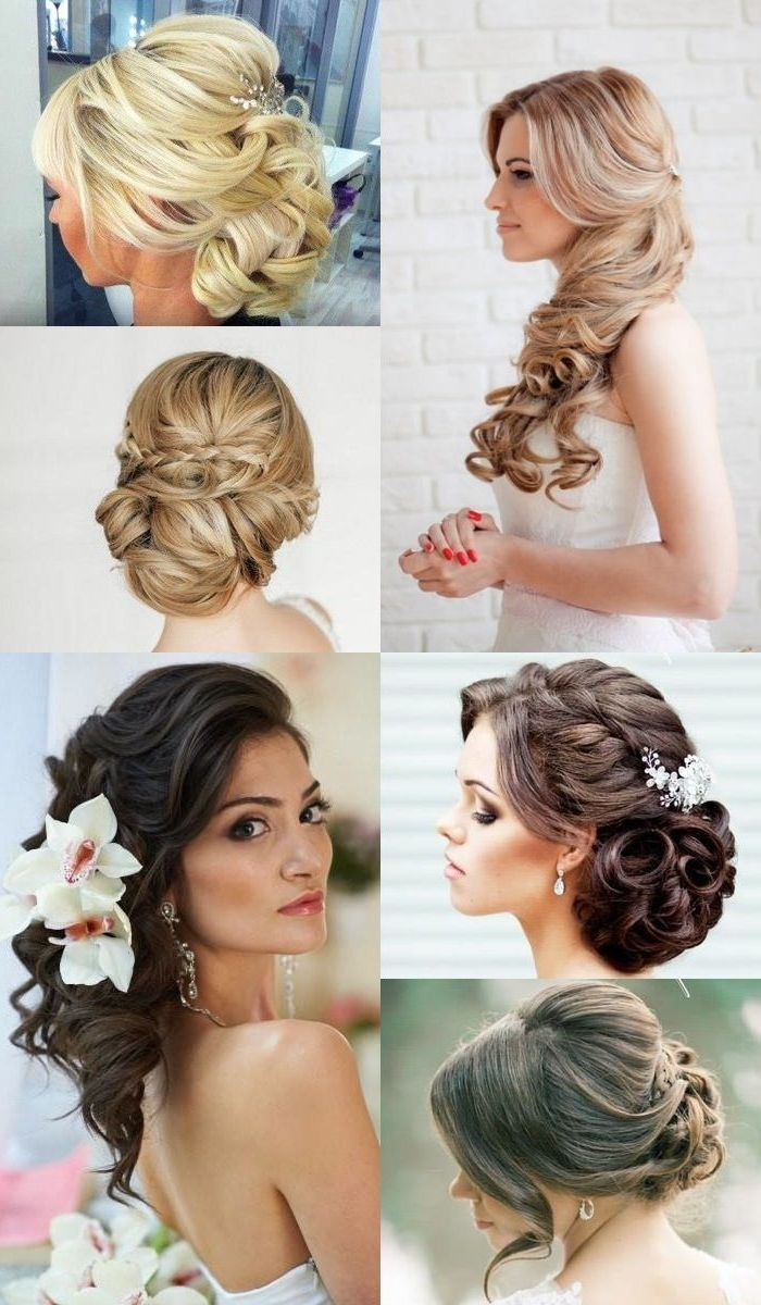 Classy, Elegant And 21St Inside Preferred Elegant Wedding Hairstyles For Bridesmaids (View 4 of 15)