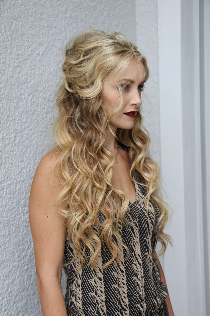 Clip In Human Hair Extensions With Regard To Fashionable Wedding Hairstyles For Long Hair Extensions (View 5 of 15)