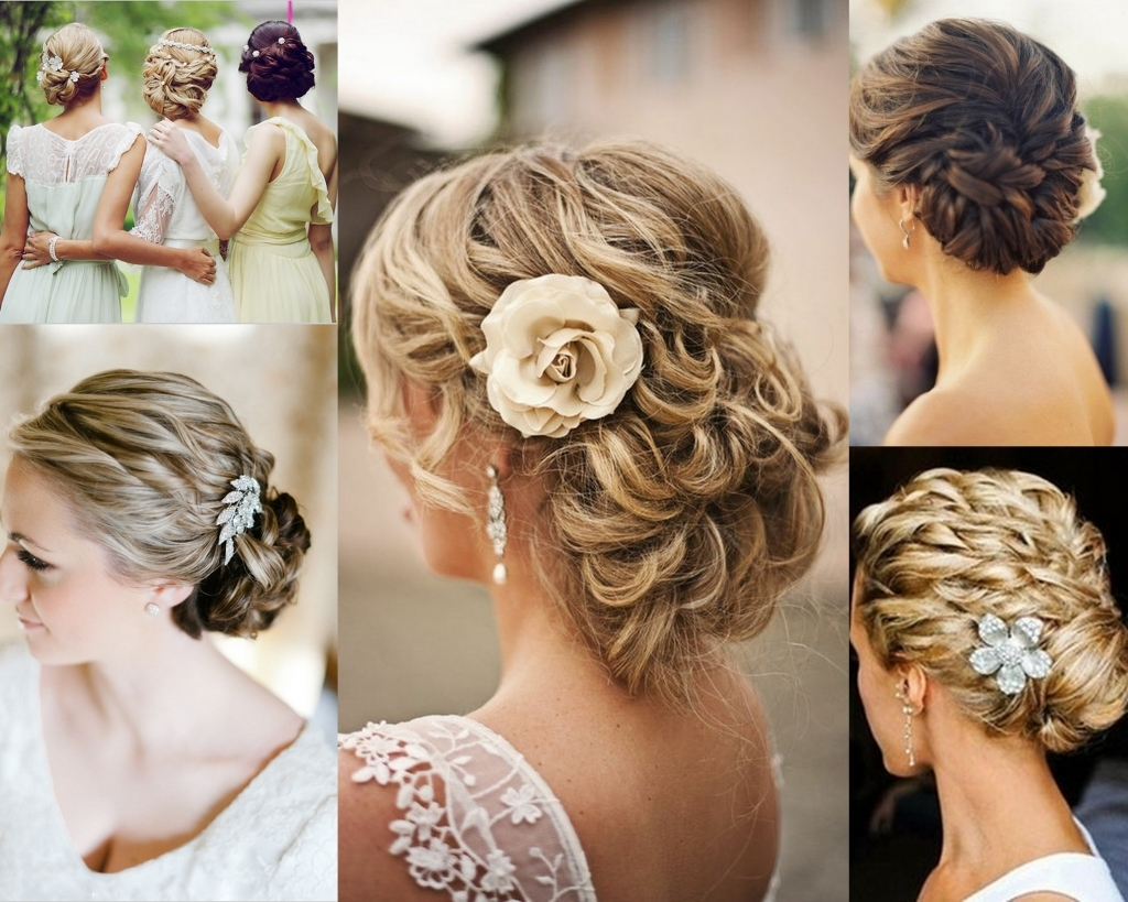Curly Updo Wedding Hairstyles – Hairstyle Hits Pictures With Well Known Curly Updos Wedding Hairstyles (View 8 of 15)