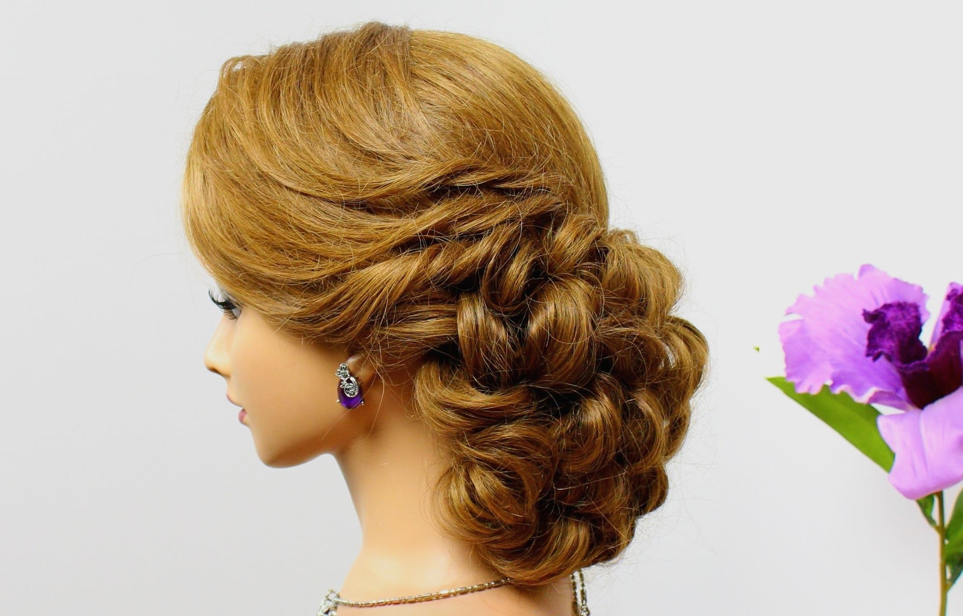 Current Norwich Wedding Hairstyles For Wedding Hairstyles : Fresh Wedding Hairstyle Picture At Diy (View 10 of 15)