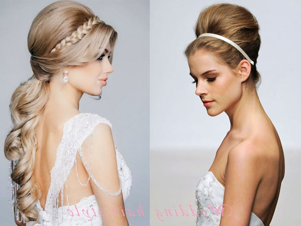 Featured Photo of Summer Wedding Hairstyles For Long Hair