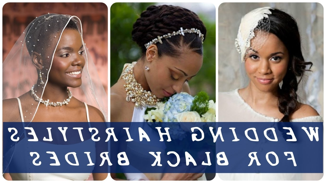 Current Wedding Hairstyles For Bride And Bridesmaids Intended For Stirring Weddingairstyles For Black Brides With Braids Bridesmaids (View 6 of 15)