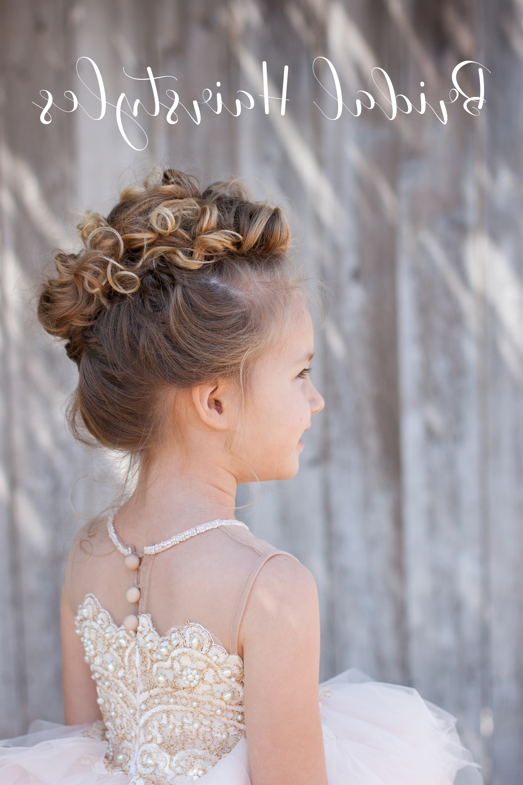 Current Wedding Hairstyles For Girls Pertaining To 5 Bridal Hairstyles (View 3 of 15)