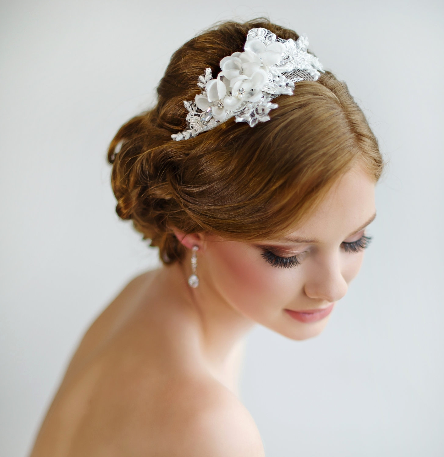 Current Wedding Hairstyles For Older Brides With Unique Wedding Hairstyles For Older Brides – Hair Inspiration (View 3 of 15)