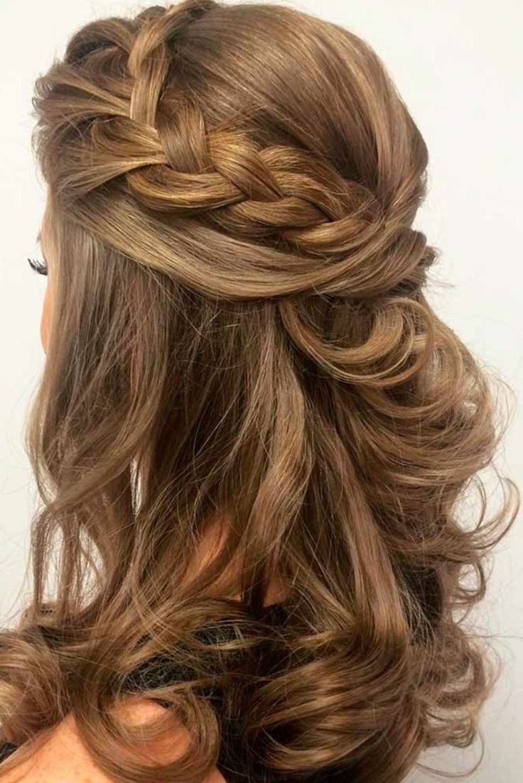 Current Wedding Hairstyles For Shoulder Length Layered Hair Intended For 65 Best Hair!!!<3 Images On Pinterest (View 6 of 15)