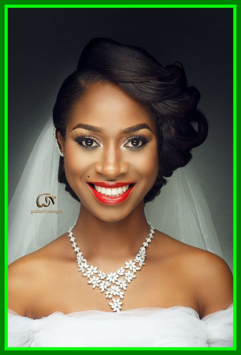 Current Wedding Hairstyles With Weave With Regard To Astonishing Best Kinky Curly Bride Natural Hair Bridal Image Of (View 6 of 15)