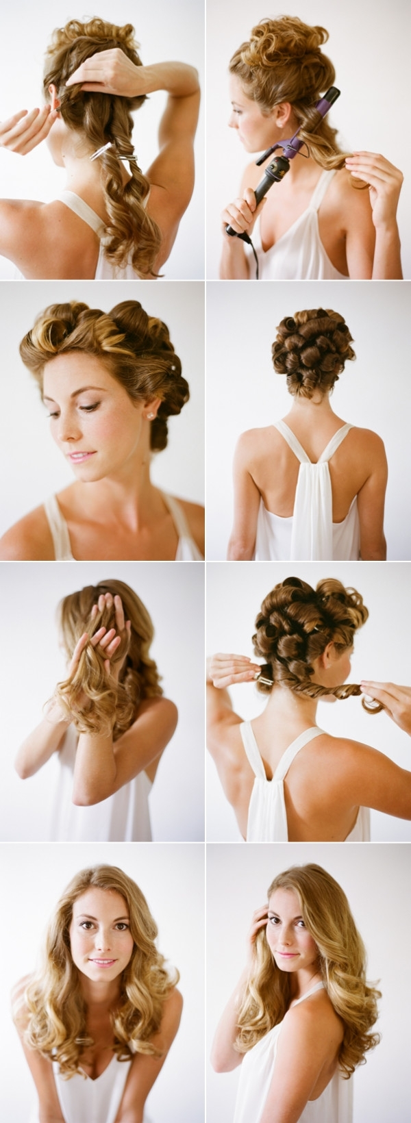 Diy Wedding Hairstyles – Hairstyles Inspiration Throughout Recent Wedding Hairstyles At Home (Gallery 14 of 15)