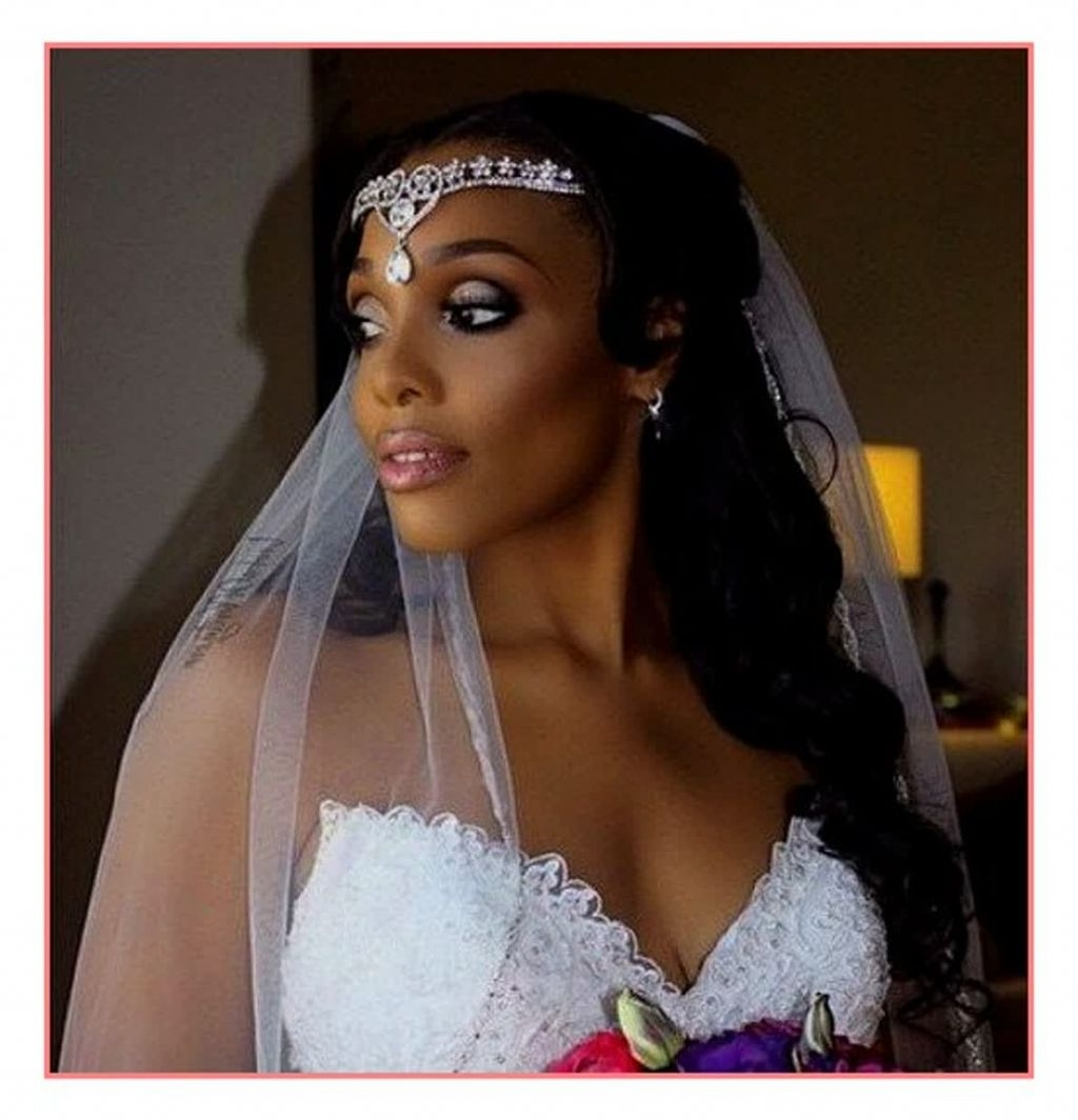√ 24+ Wonderful Wedding Hairstyles African American: Cute For Well Known Wedding Hairstyles With Weave (View 1 of 15)