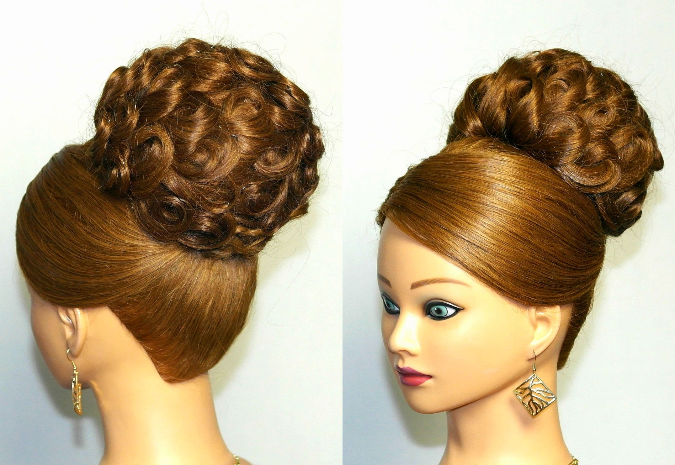 Elegant Hairstyles For Long Hair Wedding – Hairstyle For Women & Man Inside Most Popular Wedding Evening Hairstyles (Gallery 13 of 15)